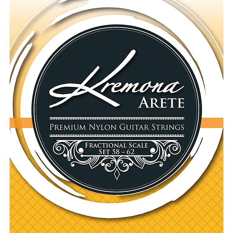 KremonaArete Premium Nylon Guitar Strings Fractional Scale Set 58-62