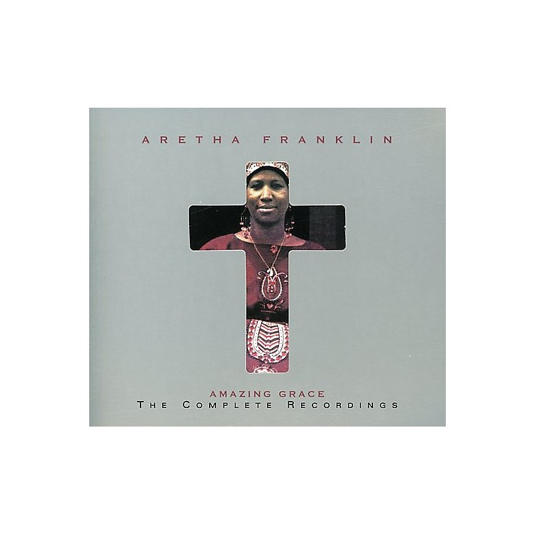 AllianceAretha Franklin - Amazing Grace: Complete Recordings (CD)