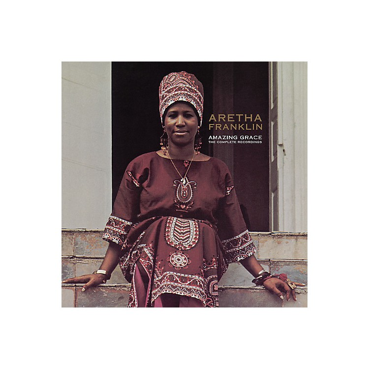 AllianceAretha Franklin - Amazing Grace: The Complete Recordings