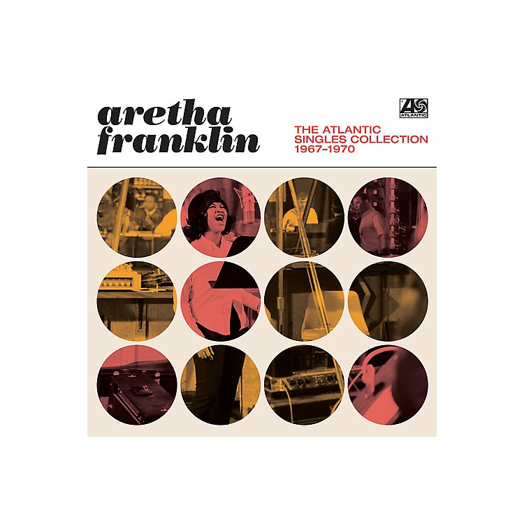 AllianceAretha Franklin - Atlantic Singles Collection 1967-1970 (CD)