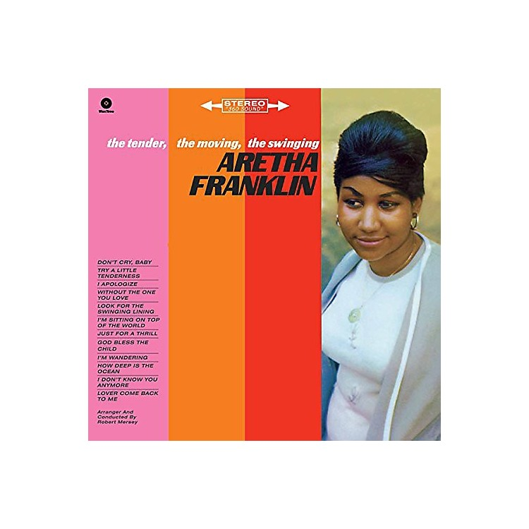 Alliance Aretha Franklin - Tender Moving Swinging