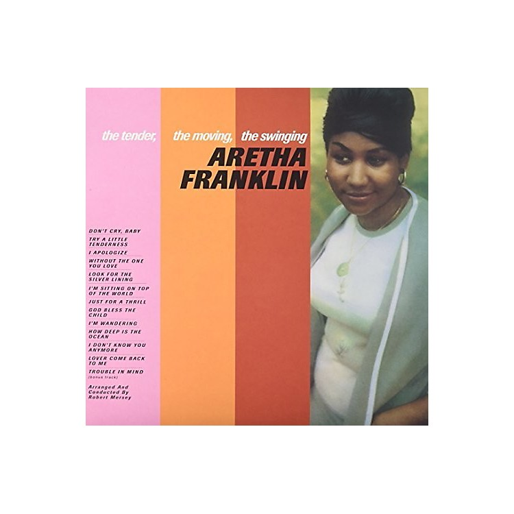 AllianceAretha Franklin - Tender The Moving The Swinging