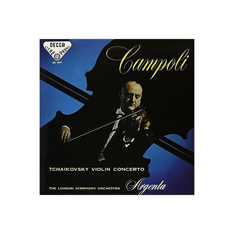 AllianceArgenta Campoli - Tchaikovsky: Violin Concerto In D Major Op 35