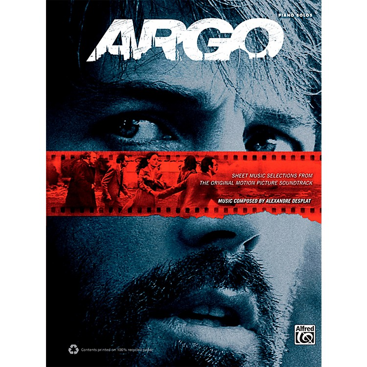 Alfred Argo: Sheet Music Selections from the Original Motion Picture Soundtrack