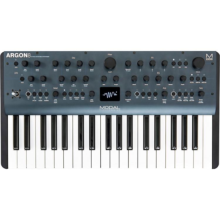 Modal Electronics LimitedArgon8 37-Key 8-Voice Polyphonic Wavetable Synthesizer