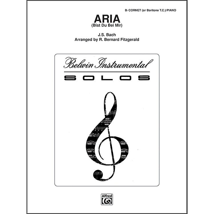 AlfredAria (Bist du bei Mir)