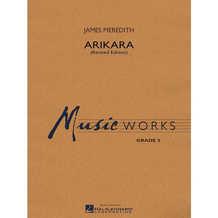 Hal LeonardArikara (Revised Edition) Concert Band Level 3