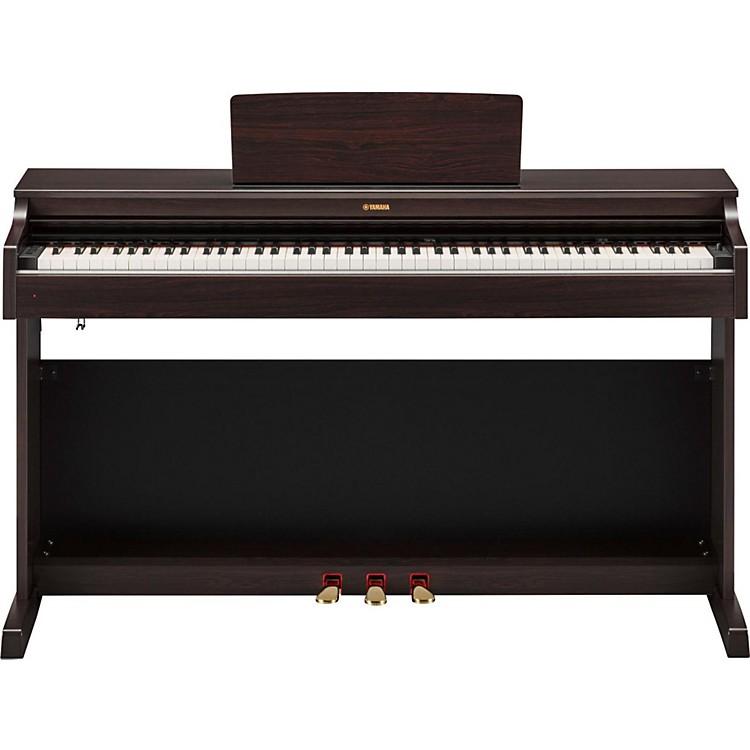 YamahaArius YDP-163 88-Key Digital Console Piano with BenchDark Rosewood