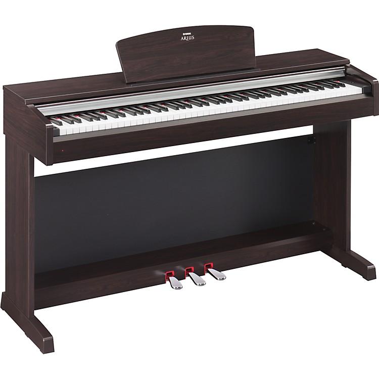 YamahaArius YDP135R 88-Key Digital Piano with Bench