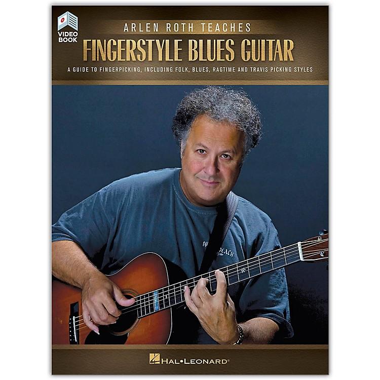 Hal LeonardArlen Roth Teaches Fingerstyle Guitar Book/Online Video