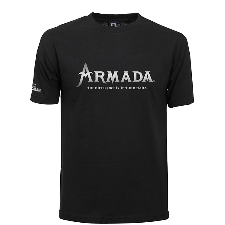 Ernie BallArmada T-ShirtBlackSmall