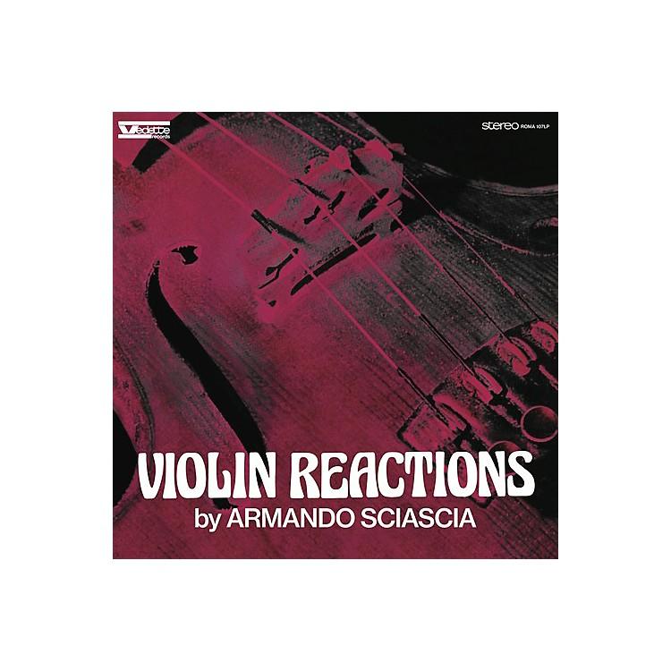 AllianceArmando Sciascia - Violin Reactions (Original Soundtrack)