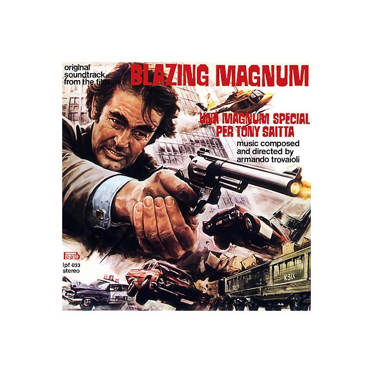 AllianceArmando Trovajoli - Blazing Magnum: Strange Shadows In An Empty Room (Original Soundtrack)