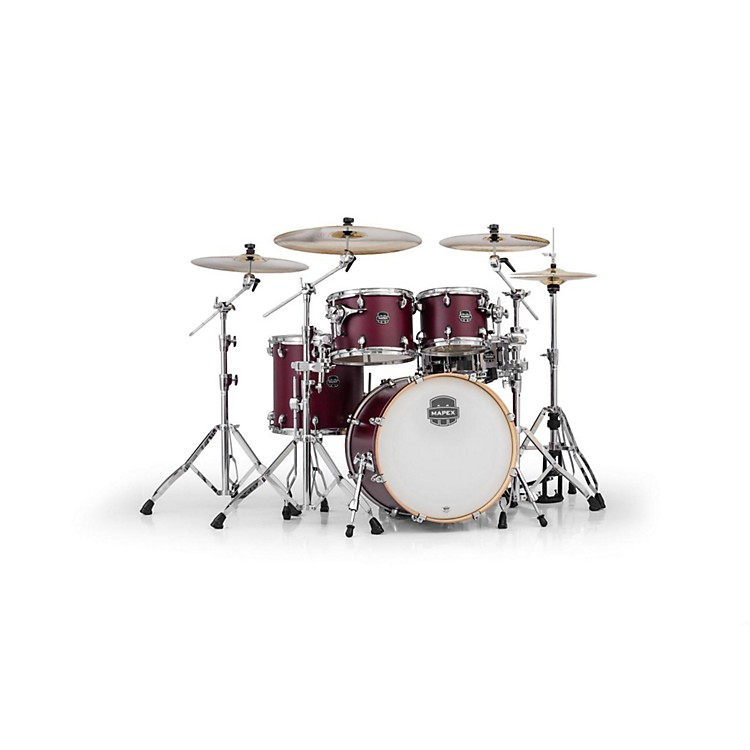 MapexArmory Series 5-Piece Jazz/Rock Shell PackCordovan Red