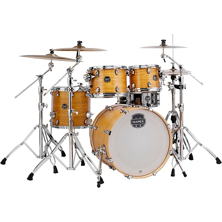 Mapex Armory Series 5-Piece Jazz/Rock Shell Pack Desert Dune