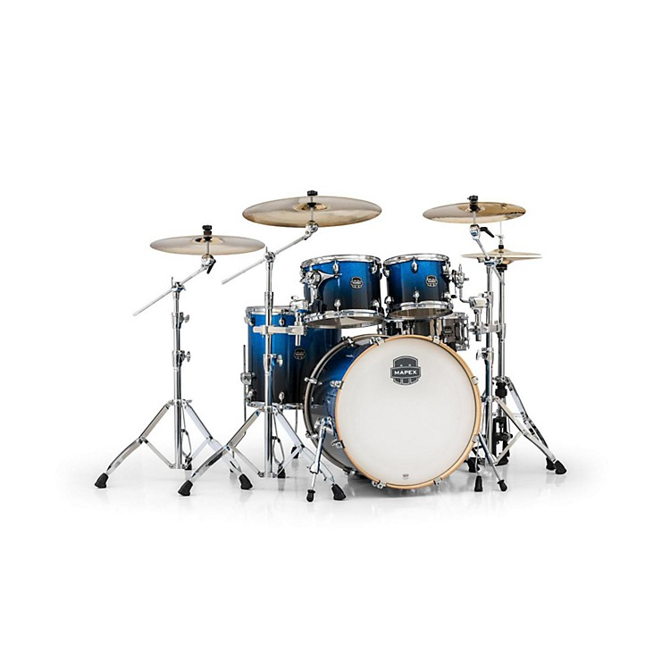 Mapex Armory Series 5-Piece Rock Shell Pack Cordovan Red