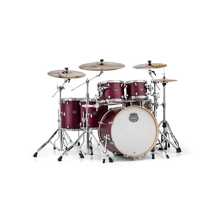 Mapex Armory Series 6-Piece Studioease Shell Pack Magna Red