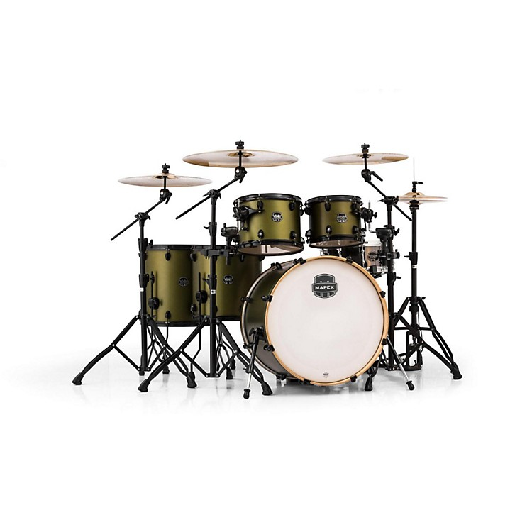 MapexArmory Series 6-Piece Studioease Shell PackMantis Green