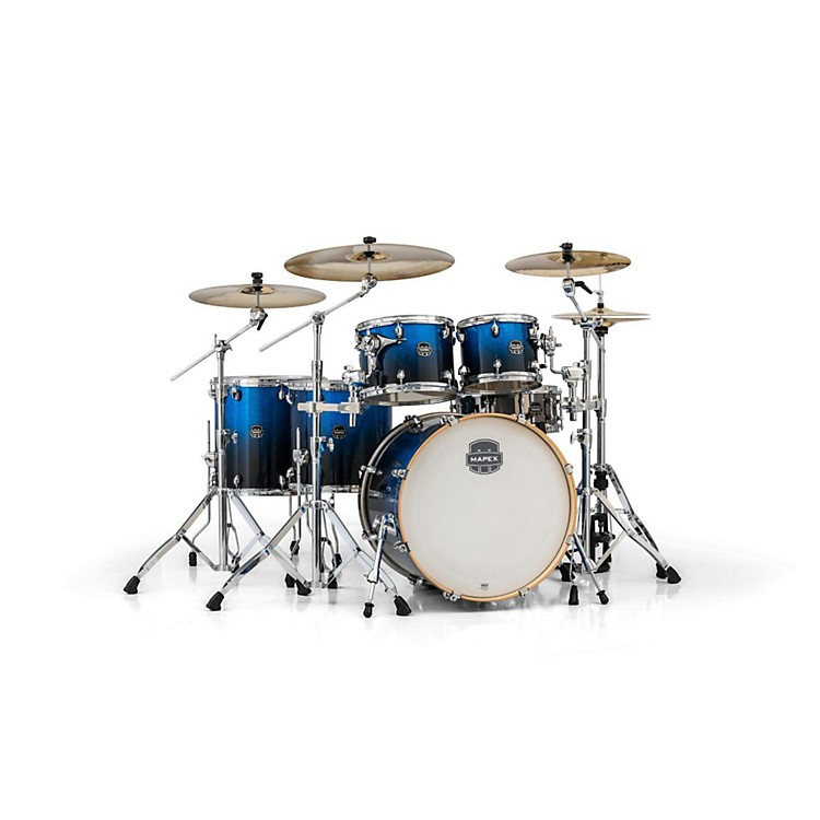 MapexArmory Series 6-Piece Studioease Shell PackPhoton Blue