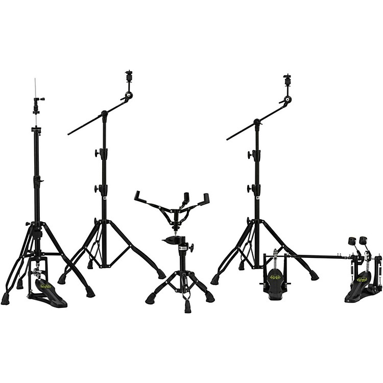 MapexArmory Series HP8005-DP 5-Piece Hardware Pack with Double PedalBlack