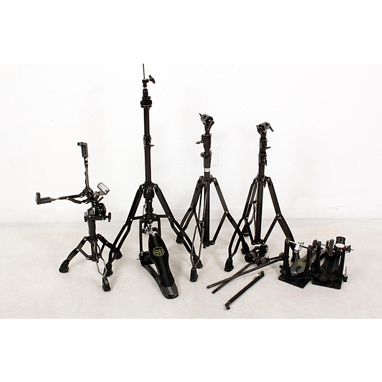 MapexArmory Series HP8005-DP 5-Piece Hardware Pack with Double PedalBlack888365904870