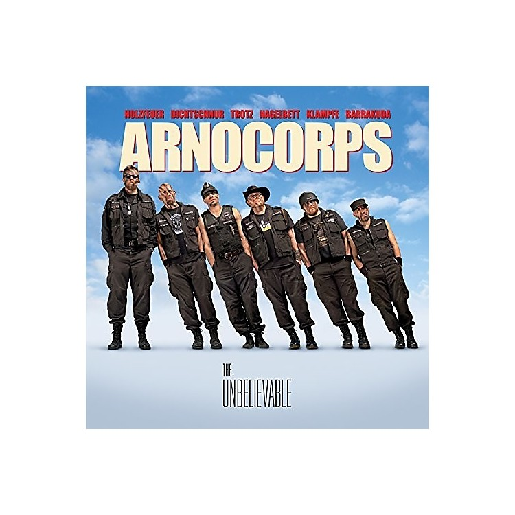 AllianceArnocorps - The Unbelievable