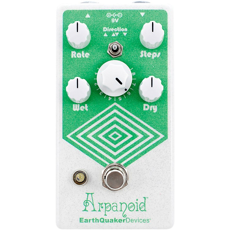 EarthQuaker DevicesArpanoid V2 Polyphonic Pitch Arpeggiator Effects Pedal