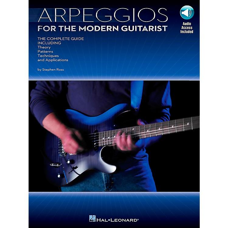 Hal LeonardArpeggios for The Modern Guitarist (Book/Online Audio)