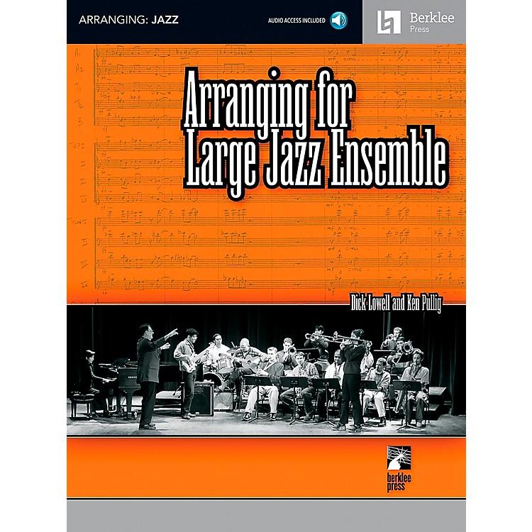 Berklee PressArranging For Large Jazz Ensemble Book/CD