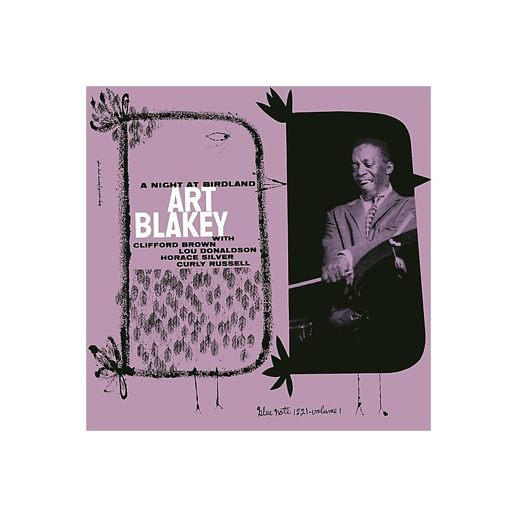 AllianceArt Blakey - Night at Birdland 1
