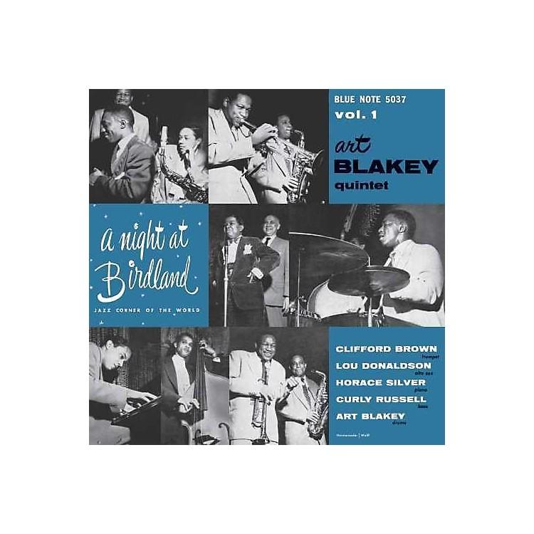 AllianceArt Blakey - Night at Birdland with Art Blakey Quintet Vol 1
