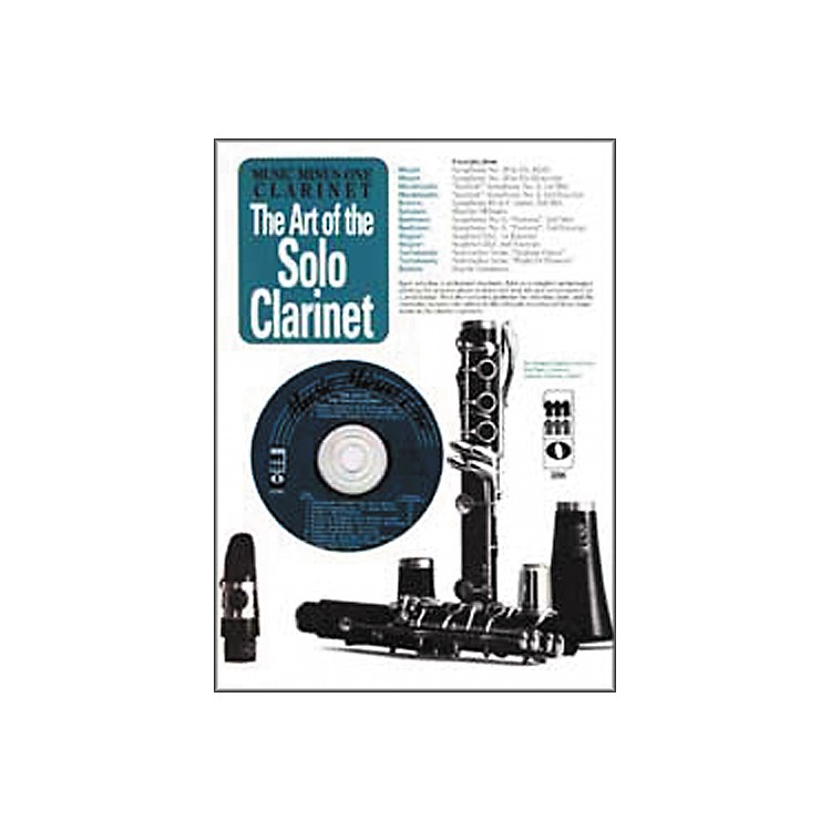 Hal LeonardArt of the Solo Clarinet: Orchestral Excerpts
