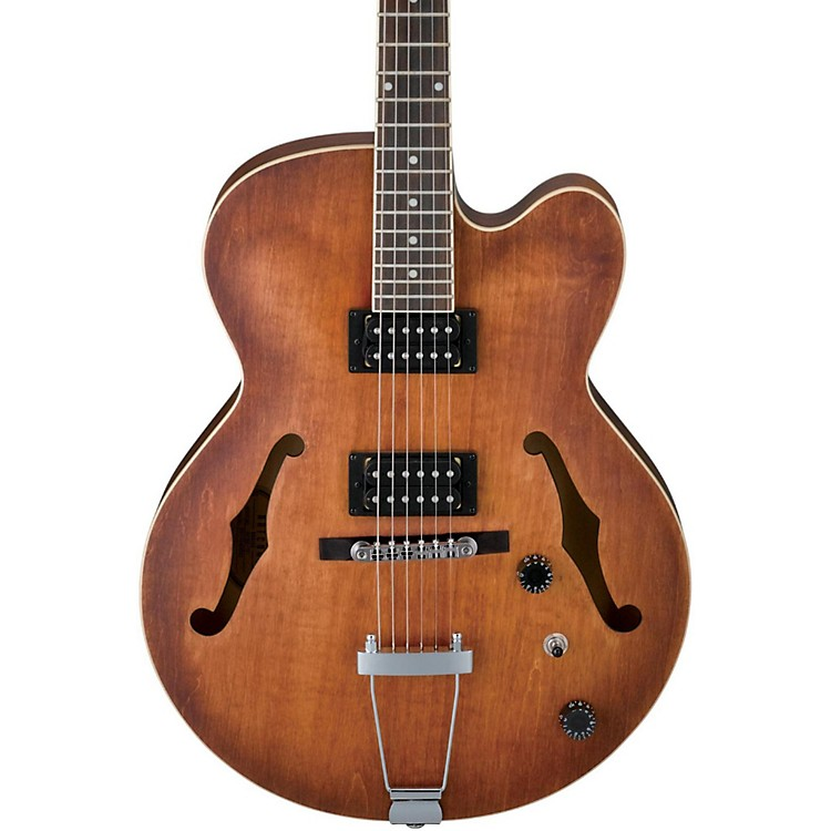 IbanezArtcore AF55 Hollowbody Electric GuitarFlat Tobacco