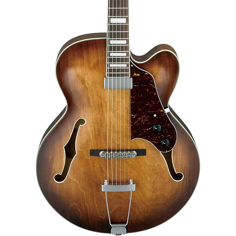 IbanezArtcore AF71F Hollowbody Electric GuitarTobacco Brown
