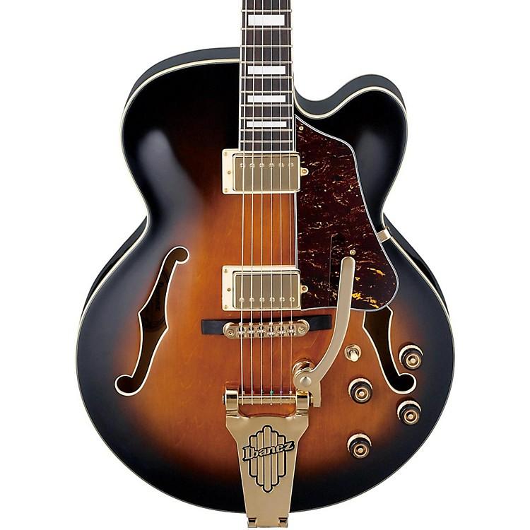 IbanezArtcore AF75TDG Hollowbody Electric GuitarVintage Sunburst