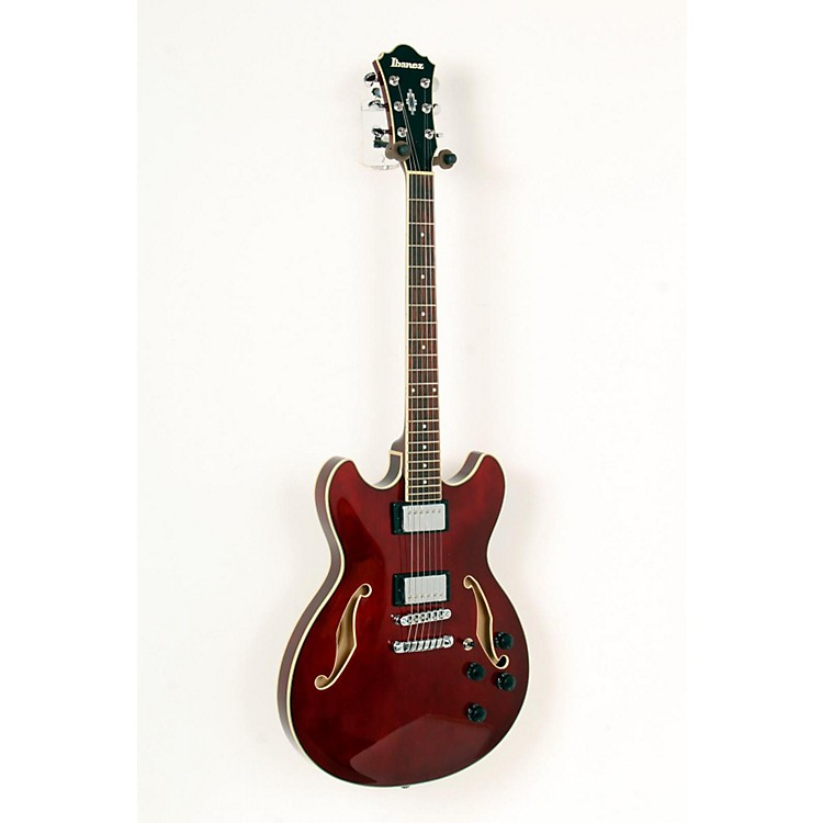 Ibanez Artcore AS73 Electric Guitar Transparent Cherry 888365692210
