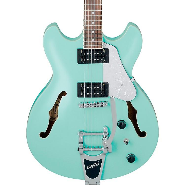 IbanezArtcore Vibrante AS63T Semi-Hollow Electric GuitarSea Foam Green