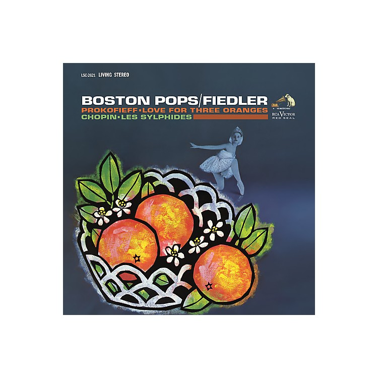 AllianceArthur Fiedler - Prokofieff - Love For Three Oranges / Chopin - Les