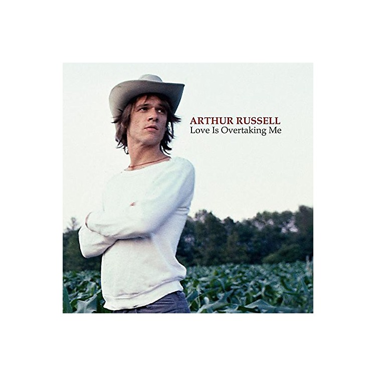 Alliance Arthur Russell - Love Is Overtaking Me