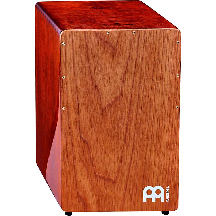 Meinl Artisan Edition Festejo Series Flamenco Style Cajon, Mohena Without Snare Strings Mohena