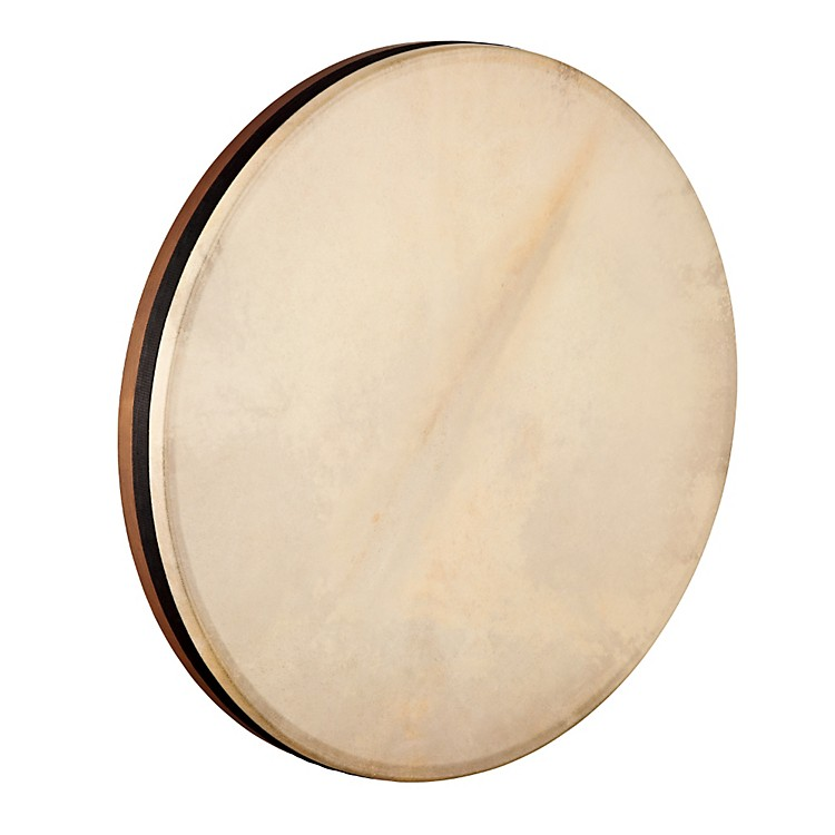Meinl Artisan Edition Tar Goatskin Head Walnut Brown 22 x 2.50 in.