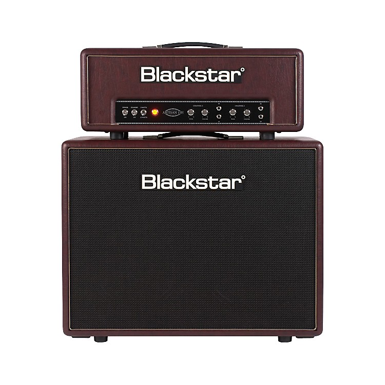 Blackstar Artisan Series 212 120W 2x12 Guitar Extension Cabinet Burgundy