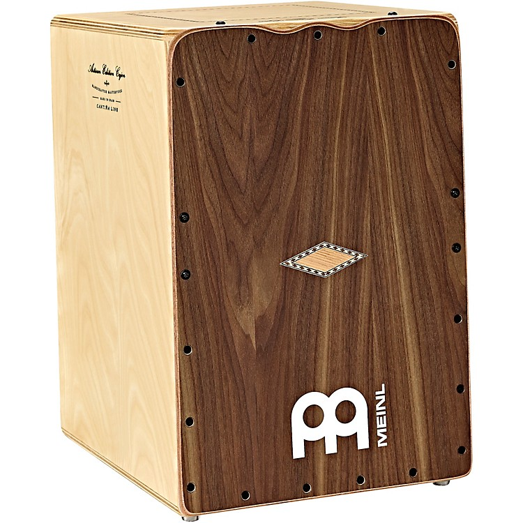 Meinl Artisan Series Cantina Line Cajon with Walnut Frontplate