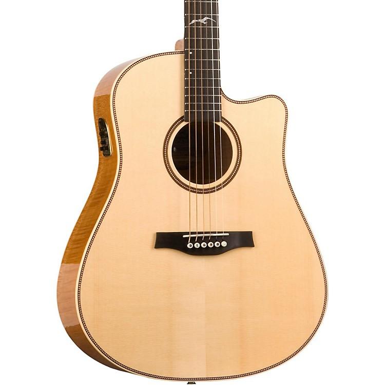 SeagullArtist Cameo CW QII Acoustic-Electric Guitar