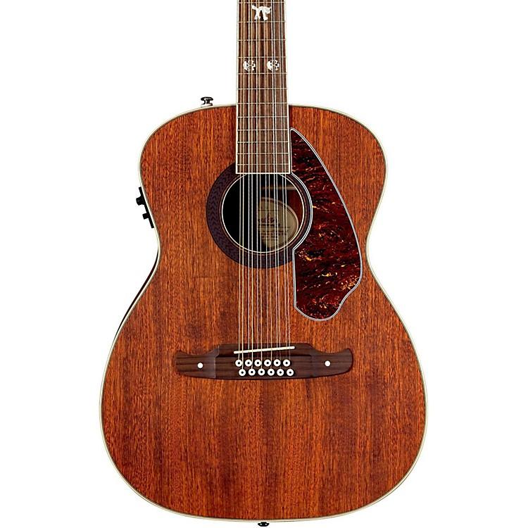 FenderArtist Design Series Tim Armstrong Hellcat Concert 12-String Acoustic-Electric GuitarNatural