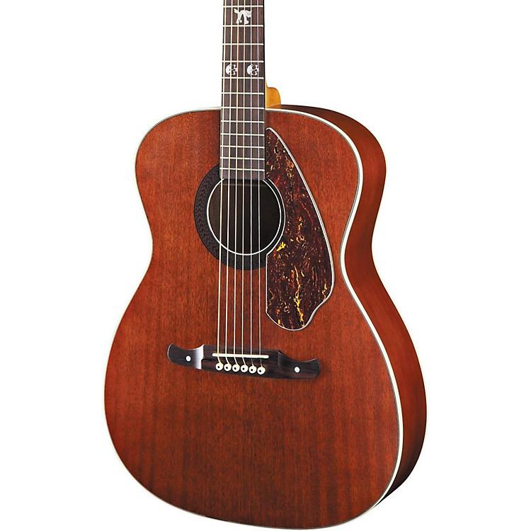 FenderArtist Design Series Tim Armstrong Hellcat Concert Acoustic-Electric GuitarNatural888365917443