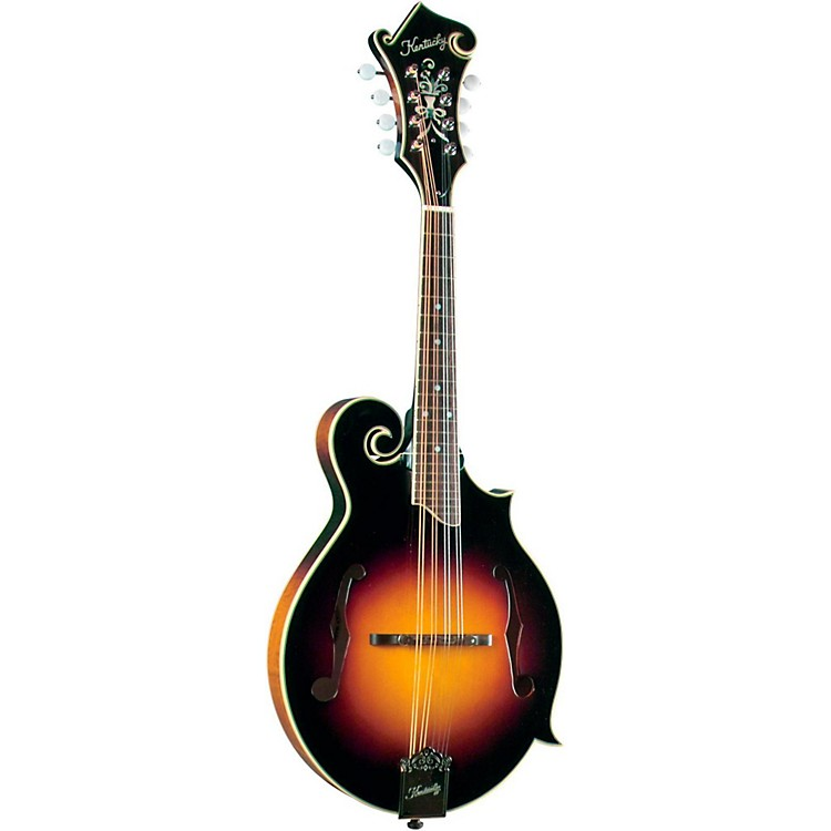 KentuckyArtist KM-700 F-Model Mandolin