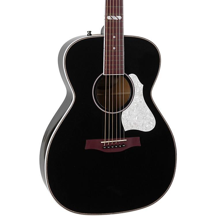 SeagullArtist Limited Tuxedo Black EQ Acoustic-Electric GuitarTuxedo Black