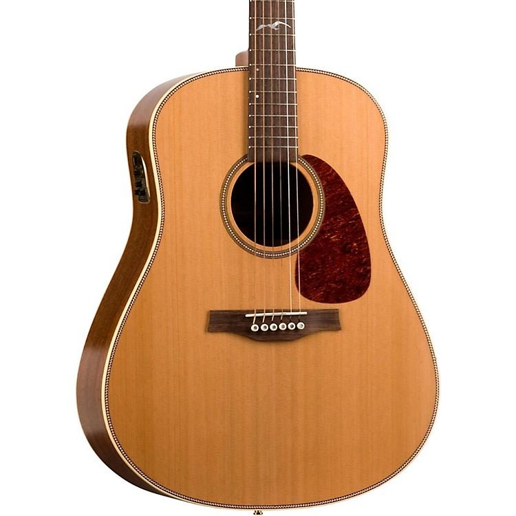 SeagullArtist Mosaic QII Acoustic-Electric Guitar
