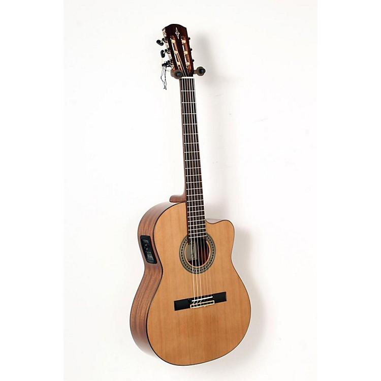 AlvarezArtist Series AC65HCE Classical Hybrid Acoustic-Electric GuitarNatural888365848419